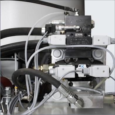 Composants hydrauliques - CO.MA.FER. Macchine Srl