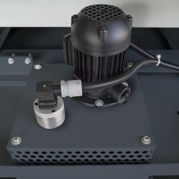 Elettropompa per vasca raccolta liquidi - CO.MA.FER. Macchine SRL