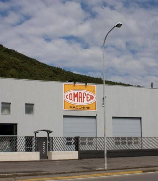 CO.MA.FER. MACCHINE Srl - Azienda