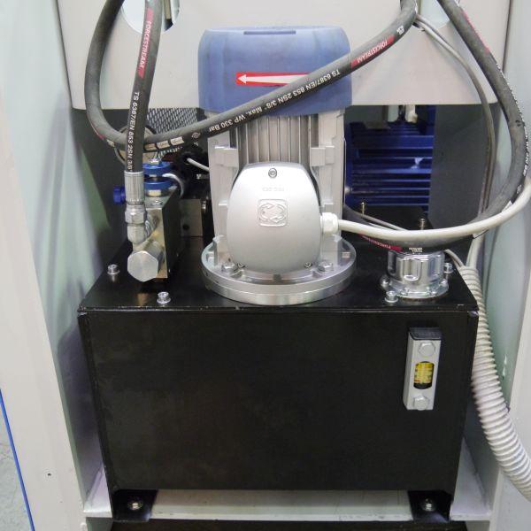 Groupe hydraulique - CO.MA.FER. Macchine Srl