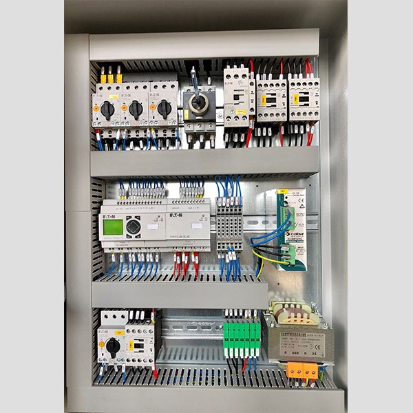 Electric control panel - CO.MA.FER. Macchine Srl