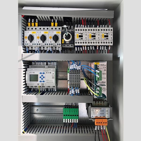 Armoire électrique de commande - CO.MA.FER. Macchine Srl