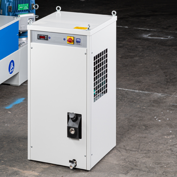 Cooling unit of the vice extrusion pipe - CO.MA.FER. Macchine Srl