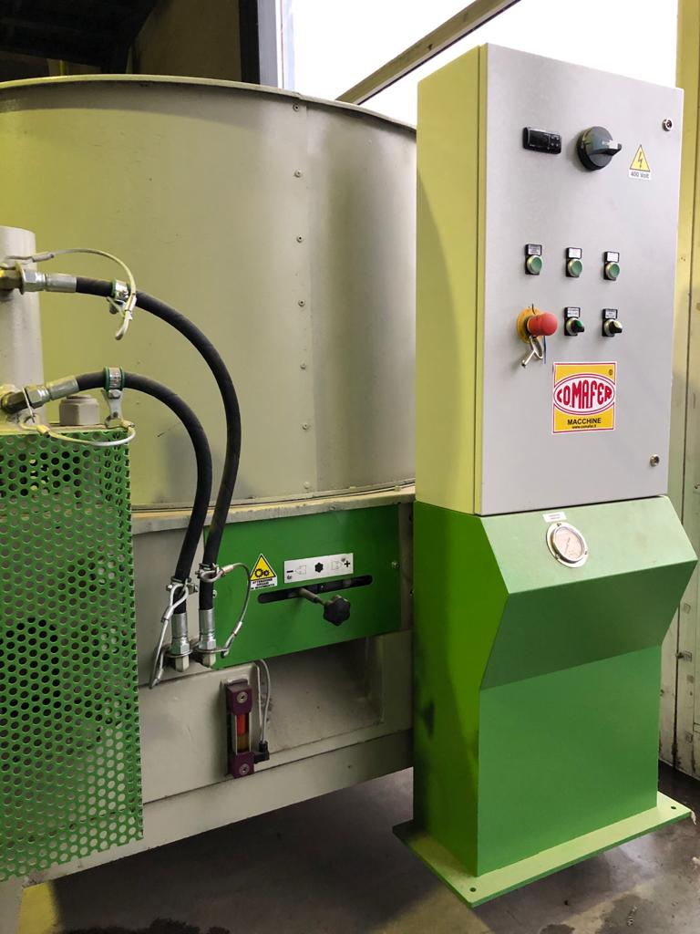 Metalpress 400 briquetting press  - CO.MA.FER. Macchine srl