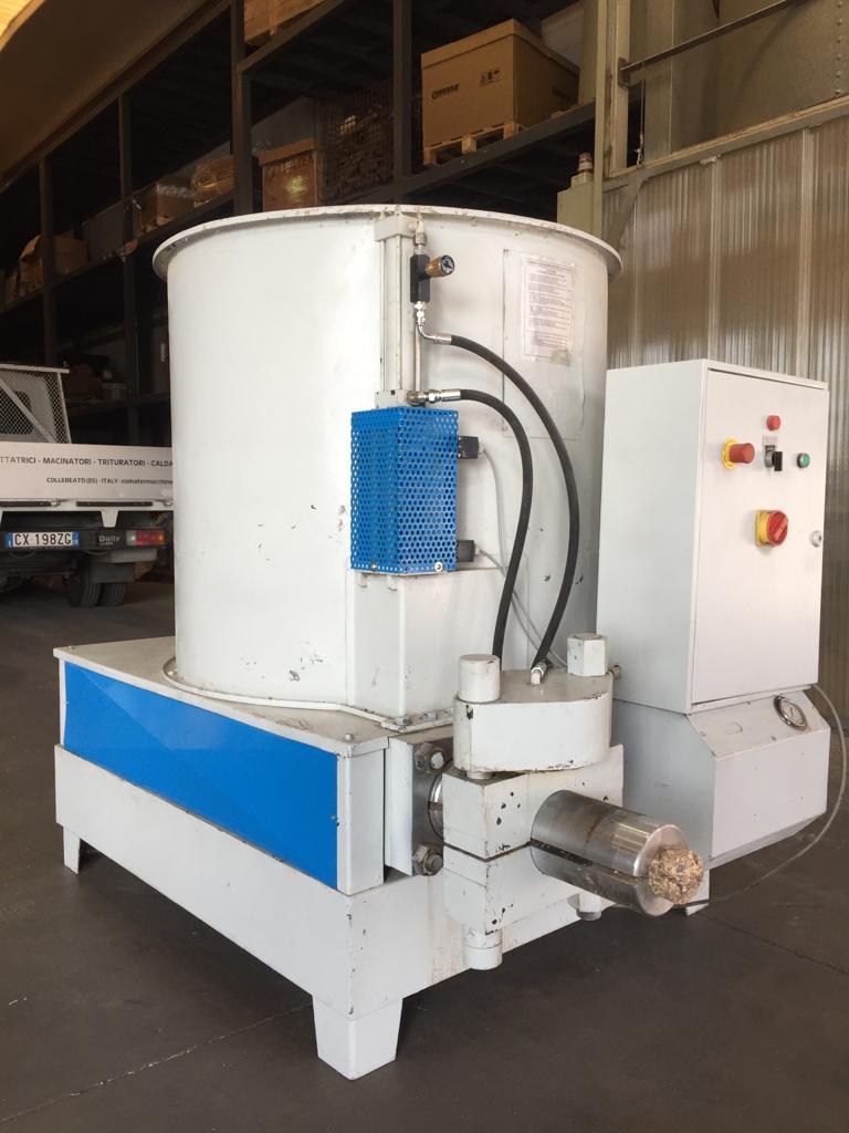 Briquetting press Dinamic 70/40/180 - CO.MA.FER. Macchine srl
