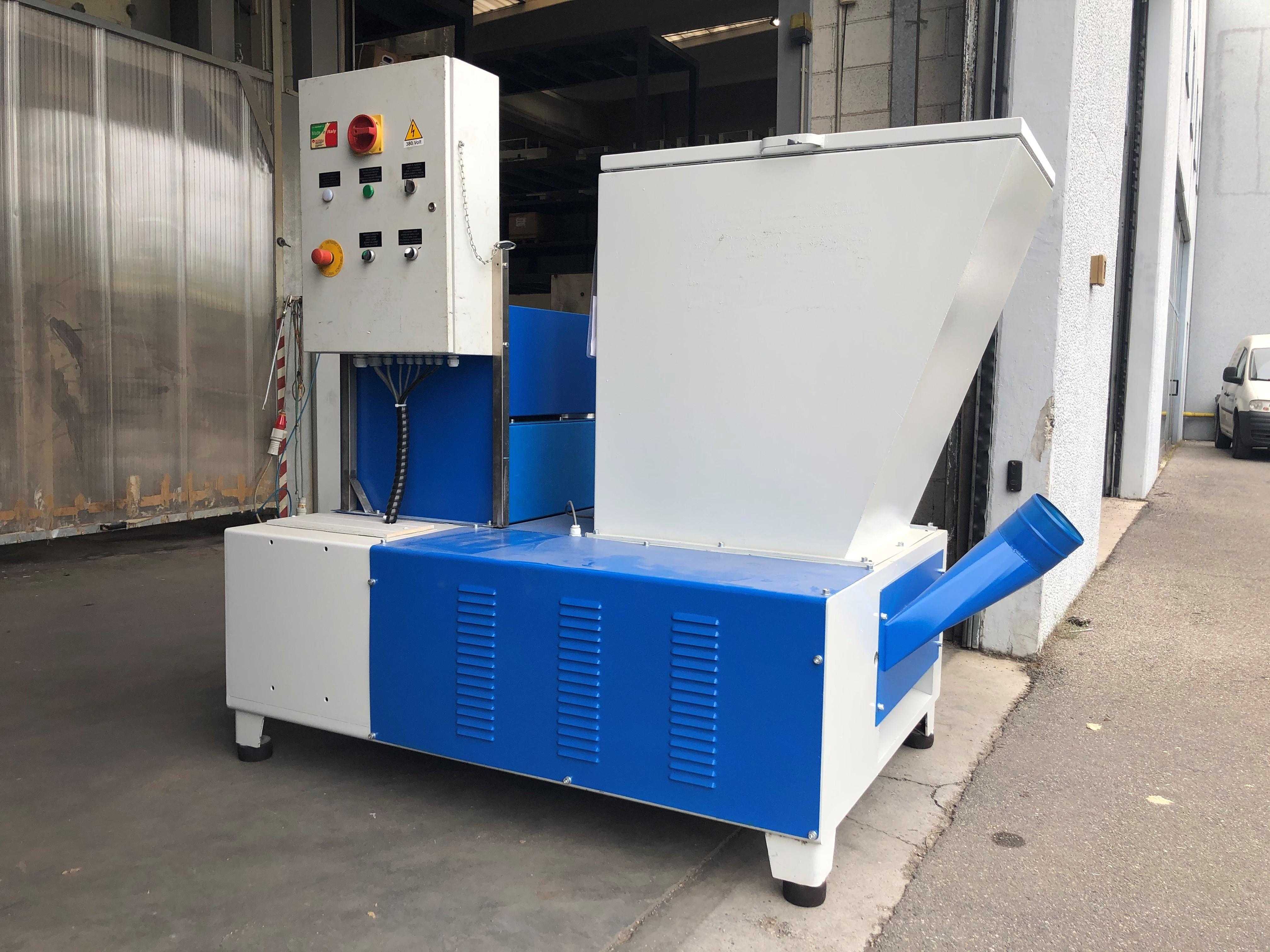 Grinder  MAC 600 Super - CO.MA.FER. Macchine srl