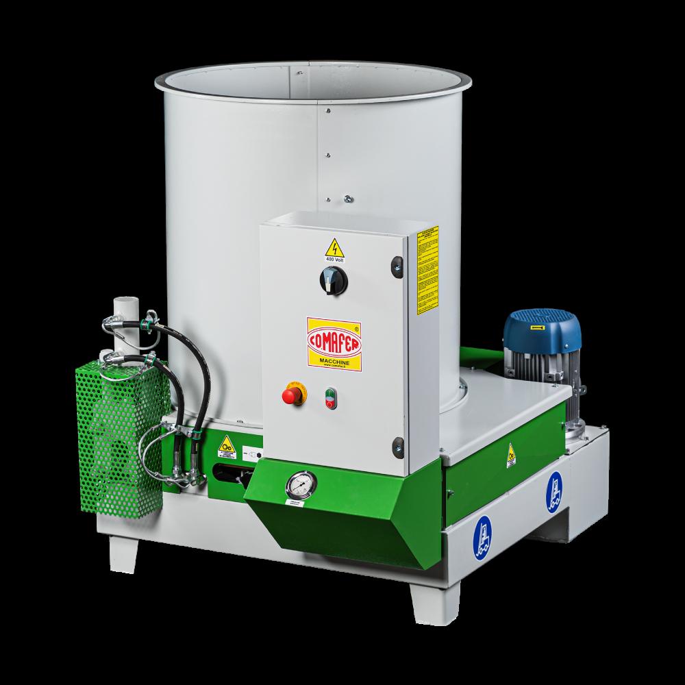 Metalpress 100 EVO briquetting press - CO.MA.FER. Macchine srl