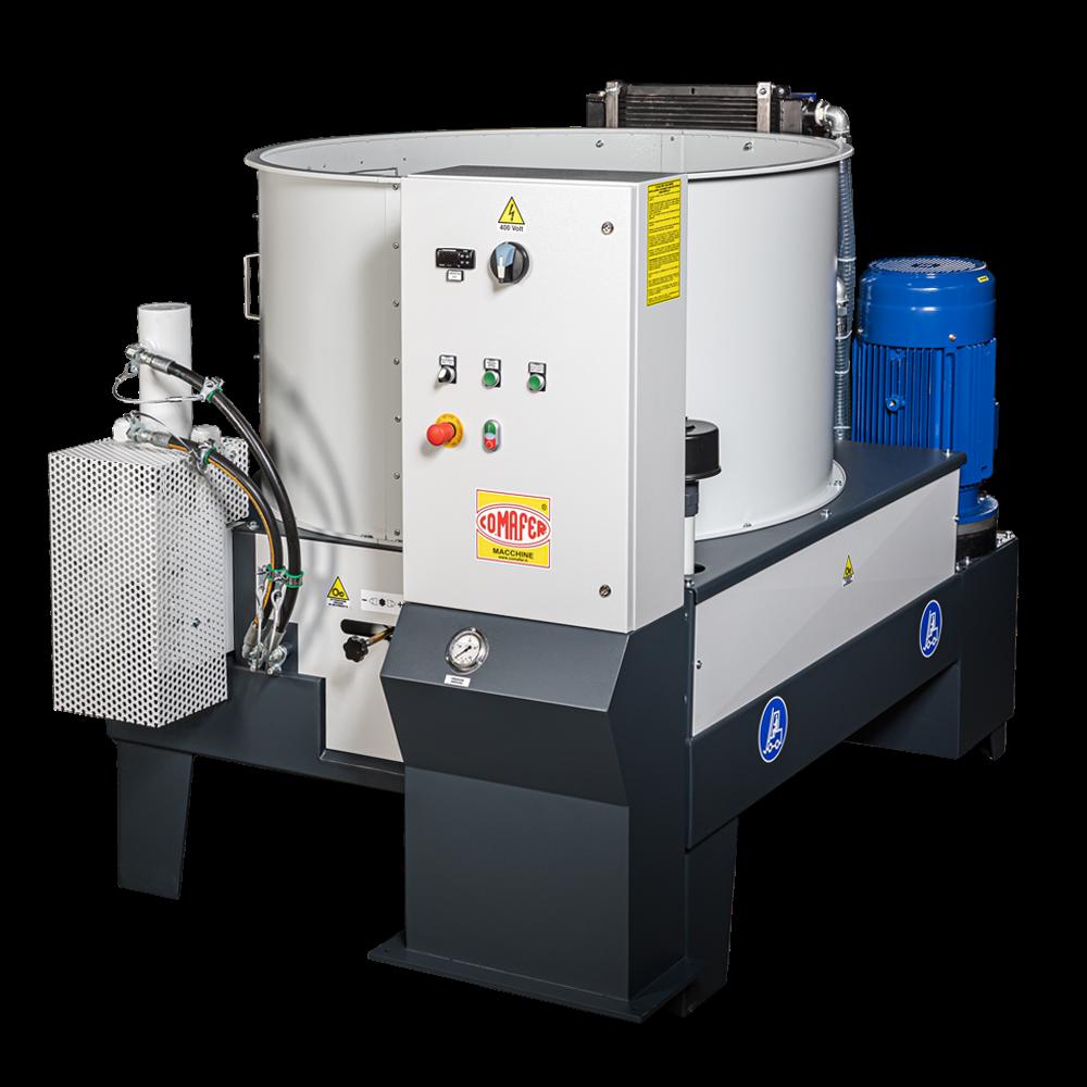 Metalpress 600 EVO briquetting press - CO.MA.FER. Macchine srl