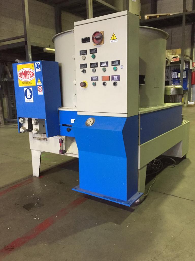 (M23013-R) Presse à briqueter METALPRESS 400- CO.MA.FER. Macchine SRL
